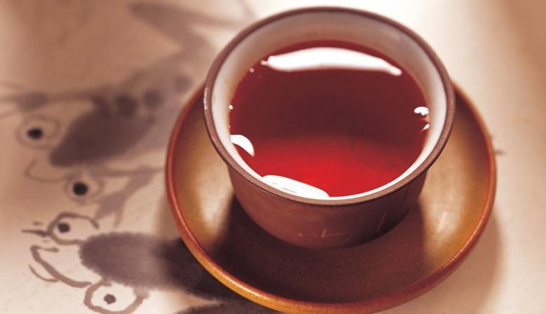 Té rojo puro